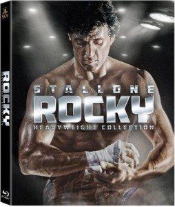 Rocky Heavyweight Collection (Rocky  Rocky II  Rocky III  Rocky IV  Rocky V  Rocky Balboa) [Blu-ray] Deal