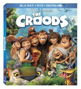 The Croods (Blu-ray  DVD + Digital Copy) Deal