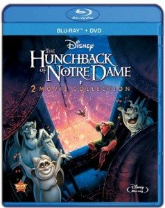 The Hunchback of Notre Dame  The Hunchback of Notre Dame II (3-Disc Special Edition) (Blu-ray  DVD) Deal