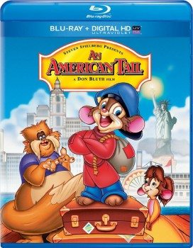 An American Tail (Blu-ray + Digital HD with UltraViolet) Deal