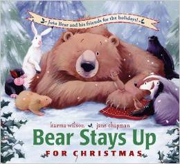 Bear Stays Up for Christmas Deal