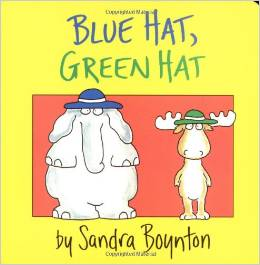 Blue Hat, Green Hat Deal