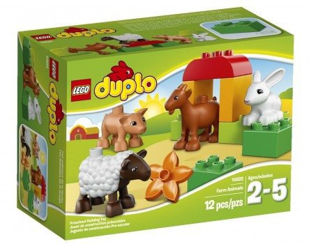 DUPLO LEGO Ville 10522 Farm Animals Deal
