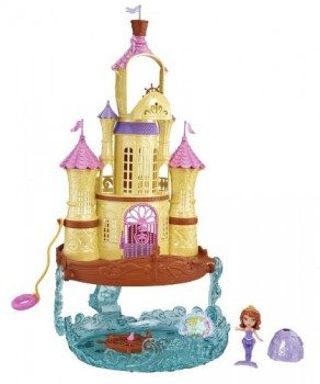 Disney Sofia the First - 2-in-1 Sea Palace Playset Deal