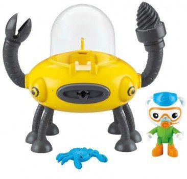 Fisher-Price Octonauts Claw and Drill GUP-D Playset Deal