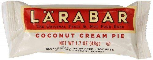 LARABAR Fruit & Nut Food Bar, Coconut Cream Pie, Gluten Free 1.7 oz Bars (Pack of 16) Deal