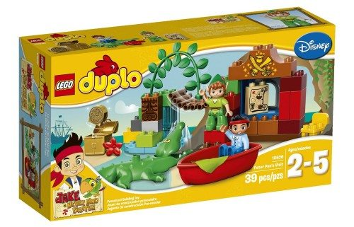 LEGO DUPLO Jake Peter Pan's Visit 10526 Building Toy Deal