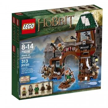 LEGO Hobbit 79016 Attack on Lake-town Deal