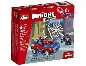 LEGO Juniors 10665 Spider-Man Spider-Car Pursuit Deal