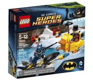 LEGO Superheroes 76010 Batman The Penguin Face Off Deal