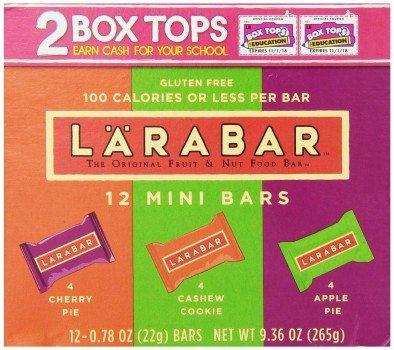 Larabar Variety Pack Mini Bars 0.78 Ounce Bar, 12 Count Deal