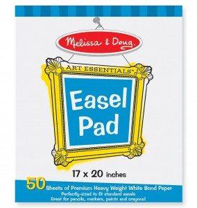 Melissa & Doug Easel Paper Pad Deal
