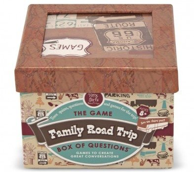 Melissa & Doug Family Road Trip Box Of Questions Deal