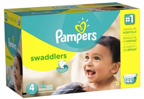 Pampers Swaddlers Diapers Deal