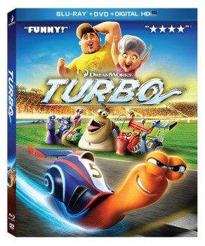 Turbo (Blu-ray  DVD Combo Pack) Deal