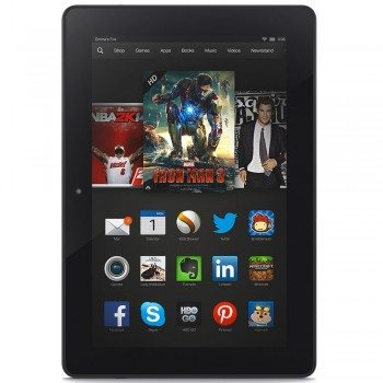 $125 Off Kindle Fire HDX 8.9 Tablets Deal