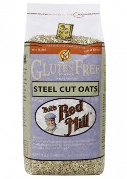 Bob's Red Mill Gluten Free Whole Grain, Steel Cut Oats Deal