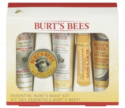 Burt's Bees Essential Everyday Beauty Kit Deal