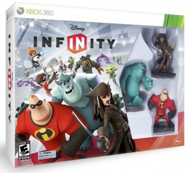 DISNEY INFINITY Starter Pack Xbox 360 Deal