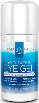 Eye Cream For Dark Circles, Puffiness, Wrinkles & Bags -HUGE 1.7 OZ Deal