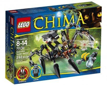 LEGO Chima 70130 Sparratus' Spider Stalker Deal