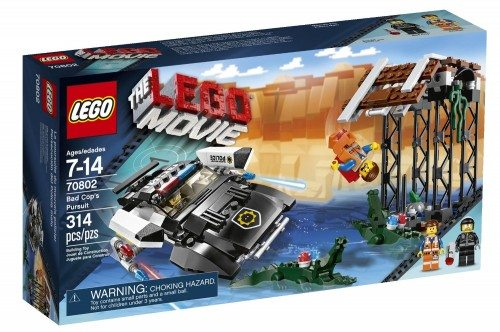 LEGO Movie 70802 Bad Cop's Pursuit Deal