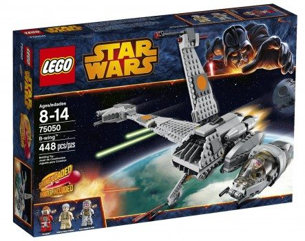 LEGO Star Wars 75050 B-Wing Building Toy Deal