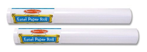 Melissa & Doug Easel Paper Roll (Set of 2) Deal