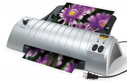 Scotch Thermal Laminator 2 Roller System (TL901) Deal