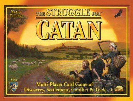 Struggle For Catan Deal