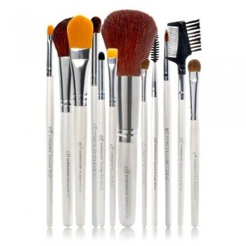 e.l.f. Cosmetics 12 Piece Brush Set Deal