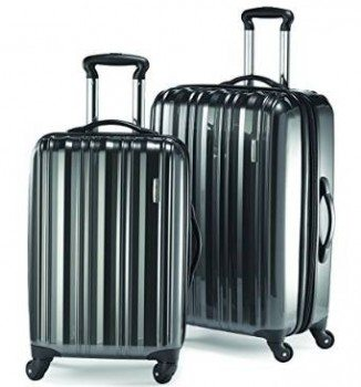 luggage spinner sets from Samsonite Deal