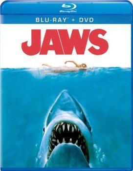 Jaws (Blu-ray + DVD + Digital Copy + UltraViolet) Deal