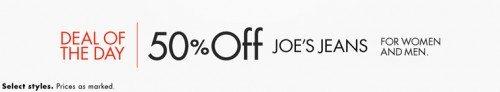 Joe's Jeans Deal