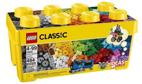 LEGO Classic Medium Creative Brick Box Deal