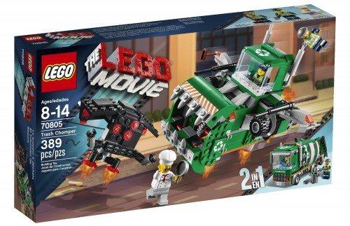 LEGO Movie 70805 Trash Chomper Deal