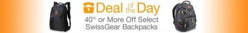 SwissGear Backpacks Deal