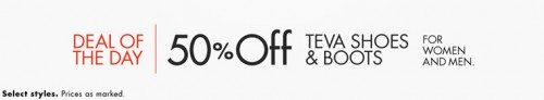 Teva Men's Kimtah WP Leather Hiking Shoe Deal