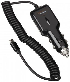 AmazonBasics Micro USB Universal Car Charger for Android (2.1 Amp Output) Deal