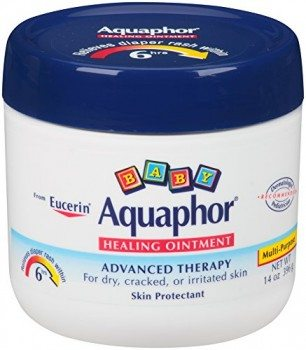 Aquaphor Baby Healing Ointment Diaper Rash and Dry Skin Protectant, 14 oz Jar Deal
