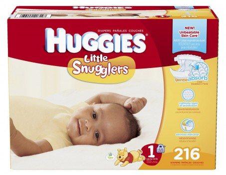 Huggies Little Snugglers Diapers Deal