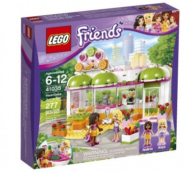 LEGO Friends 41035 Heartlake Juice Bar Deal