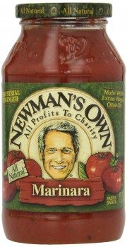 Newman's Own Marinara Sauce, 24 Ounce Deal