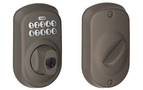 Schlage BE365 PLY 613 Plymouth Keypad Deadbolt Deal