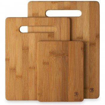 Totally Bamboo 20-7930 3-Piece Cutting Board Set Deal