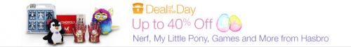 Hasbro Toys Deal