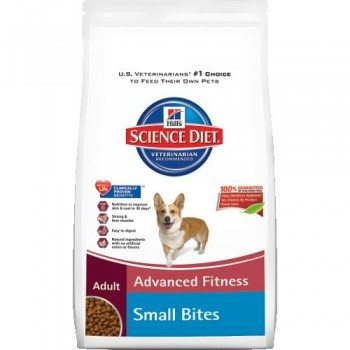 Hill's Science Diet Adult Advanced Fitness Small Bites Dry Dog Food Deal