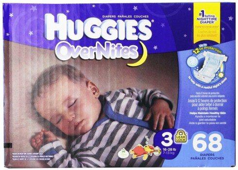 Huggies Overnites Diapers Deal