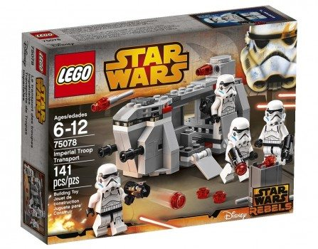 LEGO Star Wars Imperial Troop Transport Deal
