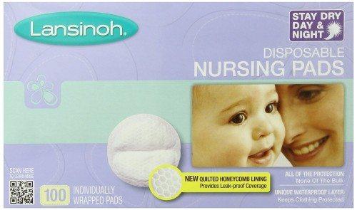 Lansinoh Disposable Nursing Pads, 100 Count Deal